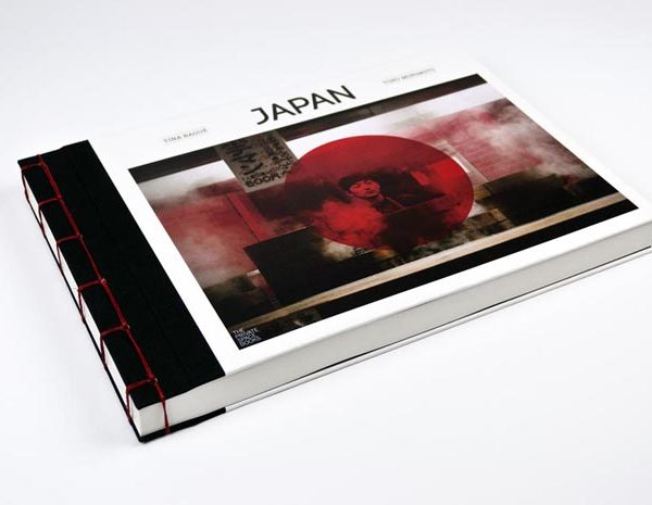 "Book ""Japan"" by Toru Morimoto and Tina Bagué"