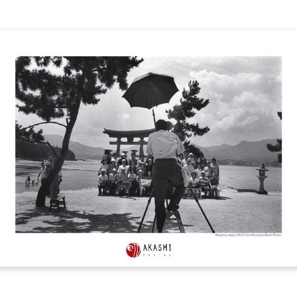 宮島、2002年。©Toru Morimoto/Akashi Photos