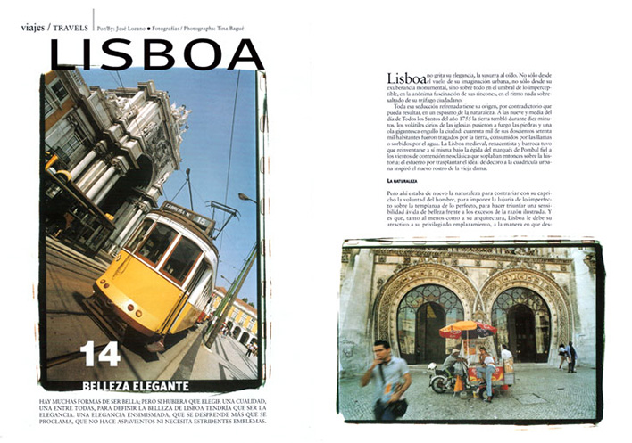 Published works by Tina Bagué from Lisbon