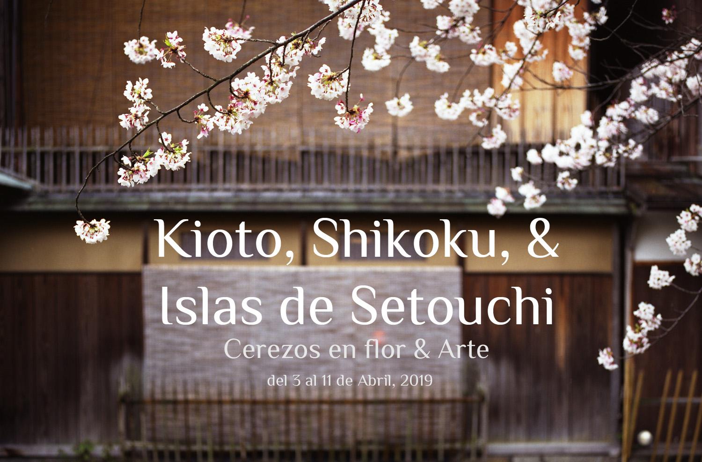 Cerezos en flor Kioto- Viaje fotográfico